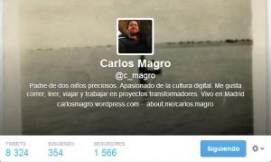 Perfil @c_magro