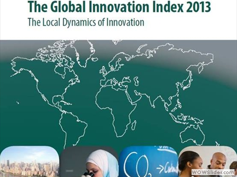 The Global Innovation Index 2013
