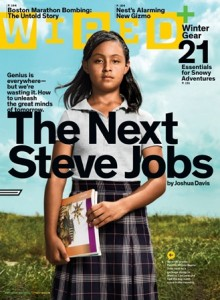 The next Steve Jobs Paloma Marlene Noyola Bueno